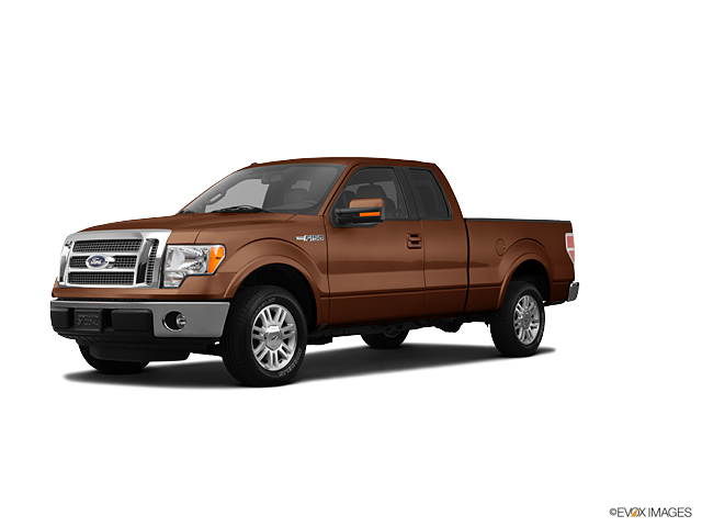 "2011 Ford F-150 4WD SUPERCREW 145"" LARIAT Greenville NC"