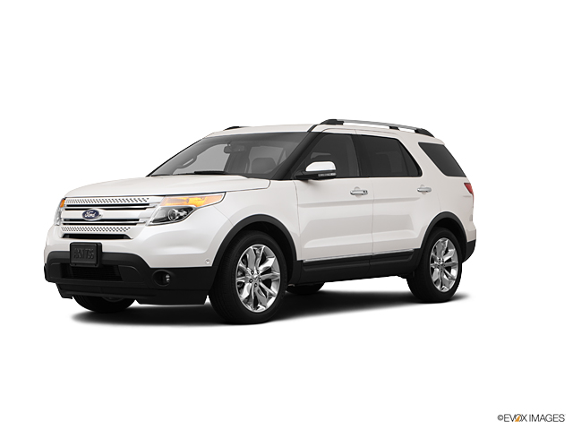 2011 Ford Explorer LIMITED Limited 4dr SUV Wilmington NC