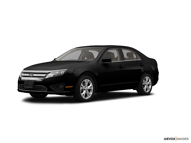 2012 Ford Fusion 4DR SDN SE FWD  NC