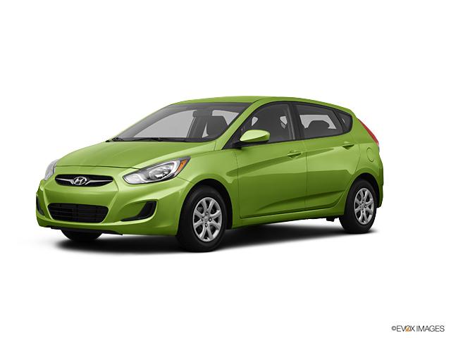 2012 Hyundai Accent GS Hatchback