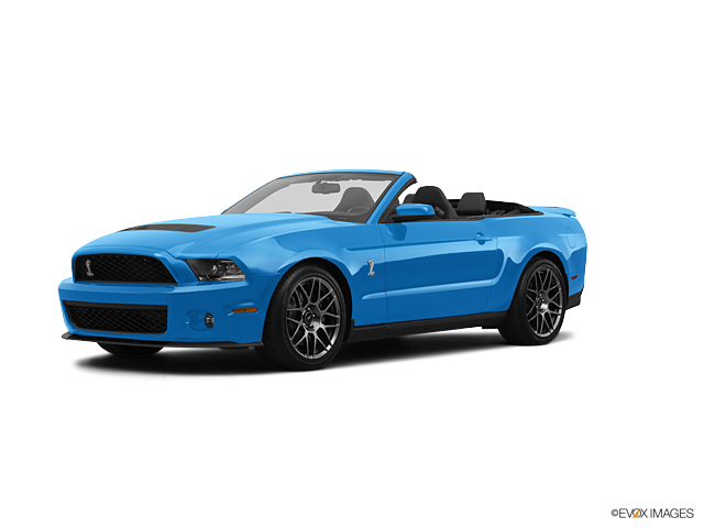 2012 Ford Mustang SHELBY GT500 Raleigh NC