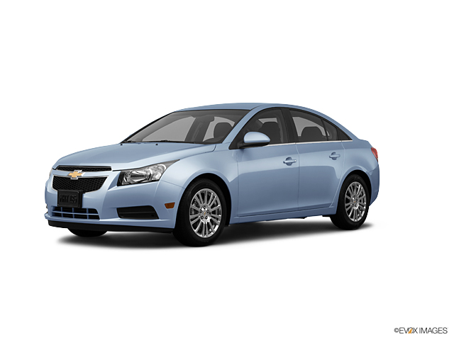 2012 Chevrolet Cruze ECO ECO 4dr Sedan Wilmington NC
