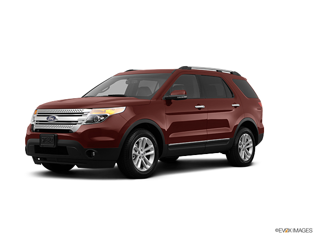 2012 Ford Explorer XLT Raleigh NC
