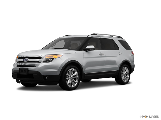 2012 Ford Explorer LIMITED Cary NC