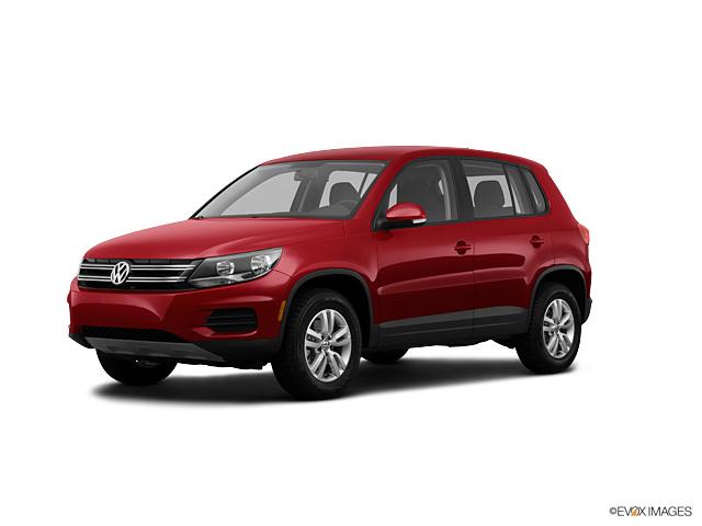 2012 Volkswagen Tiguan S Sport Utility Winston-Salem NC