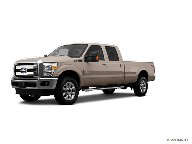 2012 Ford F-350 Super Duty  Crew Cab 4X4