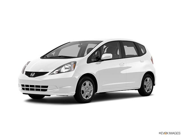 2012 Honda Fit  Hatchback Apex NC