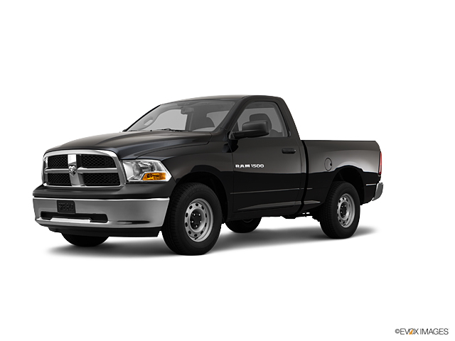 "2012 Ram 1500 4WD CREW CAB 140.5"" EXPRESS Wake Forest NC"