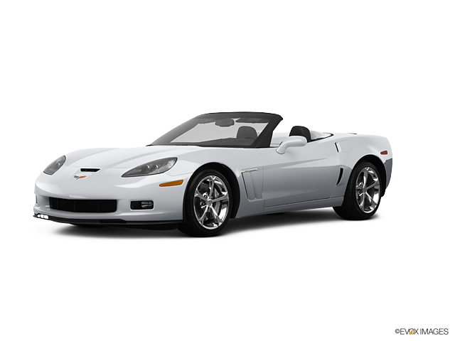 2012 Chevrolet Corvette Z16 GRAND SPORT W/2LT Convertible Merriam KS