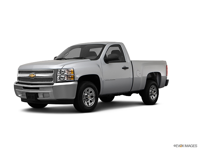 2012 Chevrolet Silverado 1500 WORK TRUCK Pickup Merriam KS