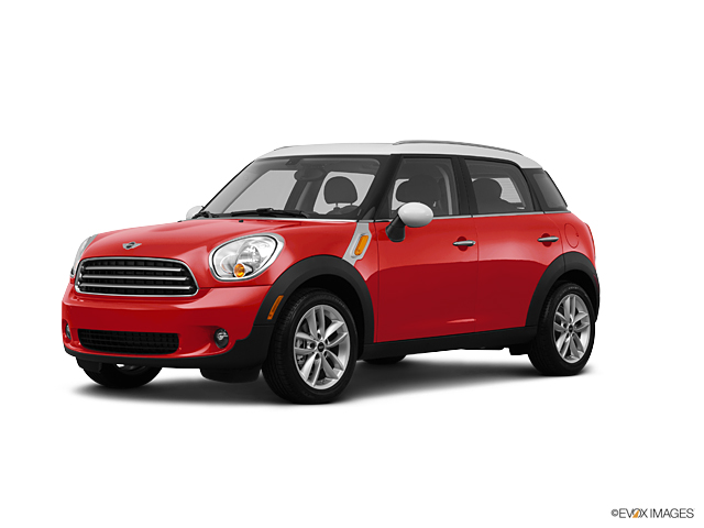 2012 MINI Cooper Countryman  Sedan Apex NC