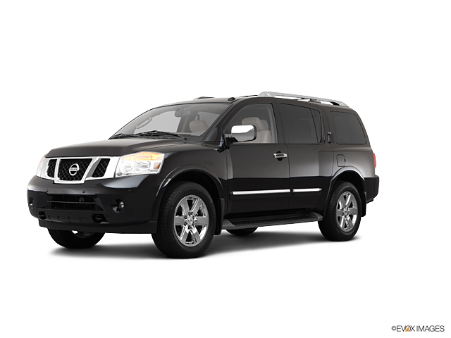 2012 Nissan Armada PLATINUM Conyers GA