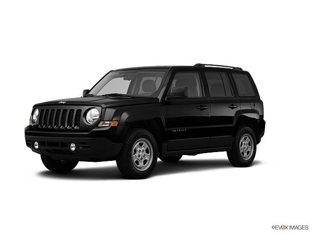 2012 Jeep Patriot FWD 4DR SPORT  NC