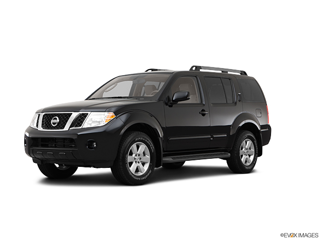 2012 Nissan Pathfinder S SUV Wilmington NC