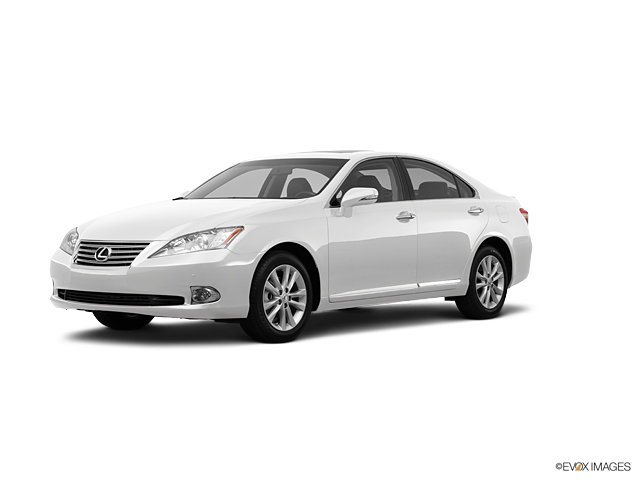 2012 Lexus ES 350  Sedan Apex NC