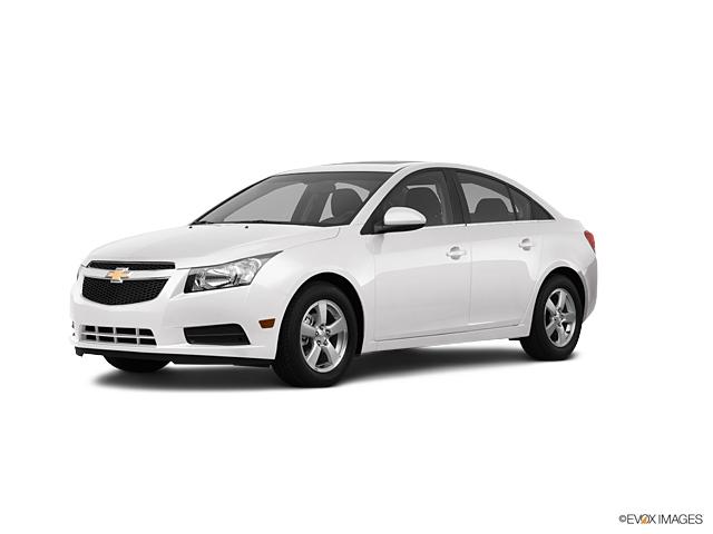 2012 Chevrolet Cruze 1LT 4D Sedan Hillsborough NC