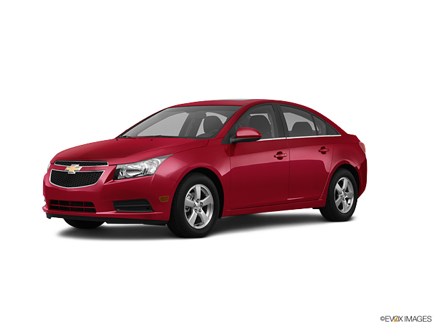 2012 Chevrolet Cruze LT W/1LT Sedan Apex NC