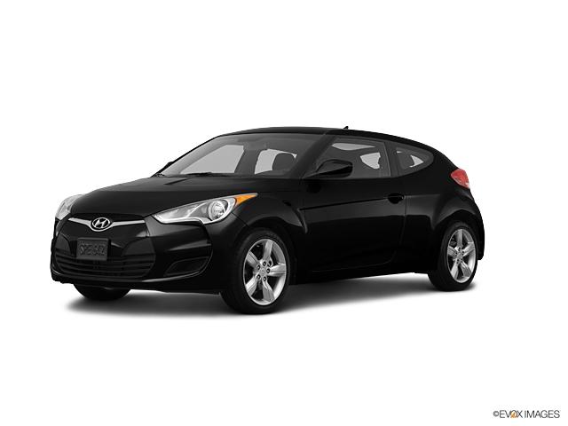 2012 Hyundai Veloster W/BLACK INT Hatchback Merriam KS