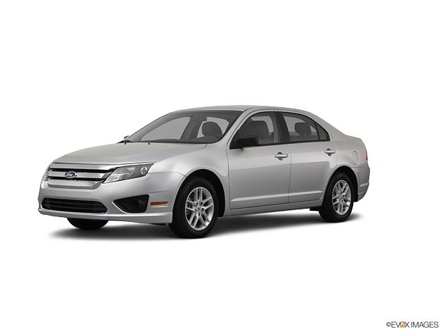 2012 Ford Fusion S Manassas VA