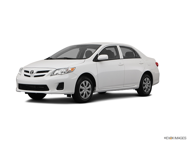 2012 Toyota Corolla 4DR SDN (NATL) 4dr Car Cary NC