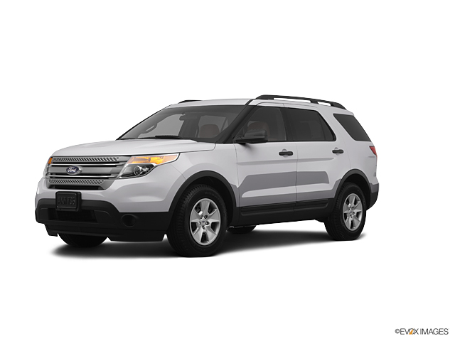 2013 Ford Explorer Raleigh NC