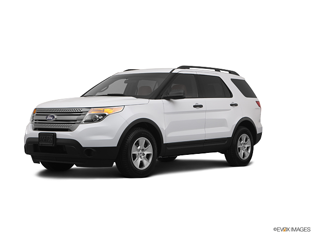 2013 Ford Explorer BASE AWD Base 4dr SUV