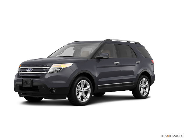 2013 Ford Explorer LIMITED Durham NC