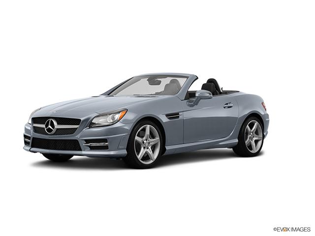 2013 Mercedes-Benz SLK-Class SLK 250 Convertible Wilmington NC
