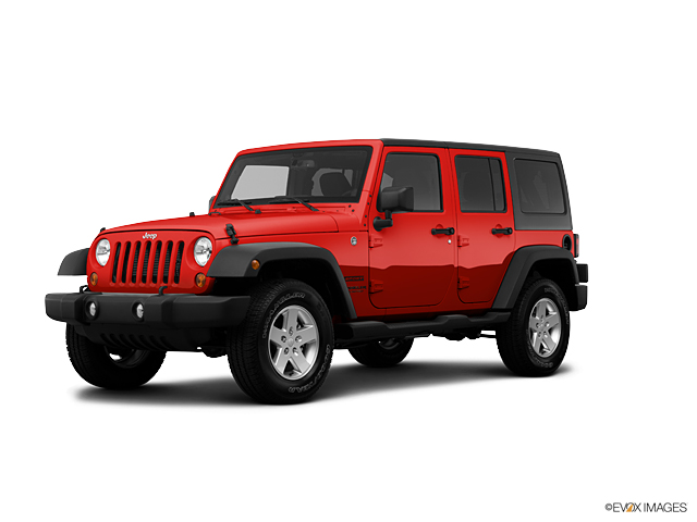 2013 Jeep Wrangler UNLIMITED SPORT Cary NC