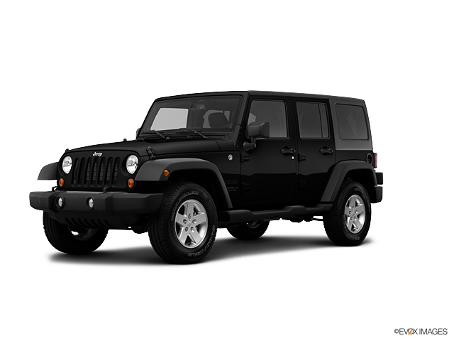 2013 Jeep Wrangler Unlimited SPORT Convertible Apex NC