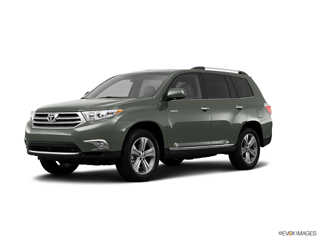 2013 Toyota Highlander LIMITED Raleigh NC