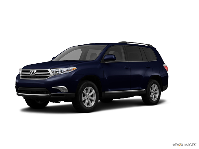 2013 Toyota Highlander 4DR FWD I4 LE North Charleston SC