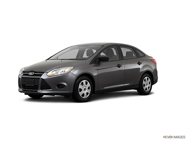 2013 Ford Focus S Sedan Apex NC