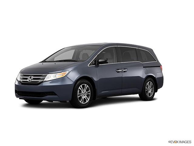 2013 Honda Odyssey 5DR EX-L W/RES