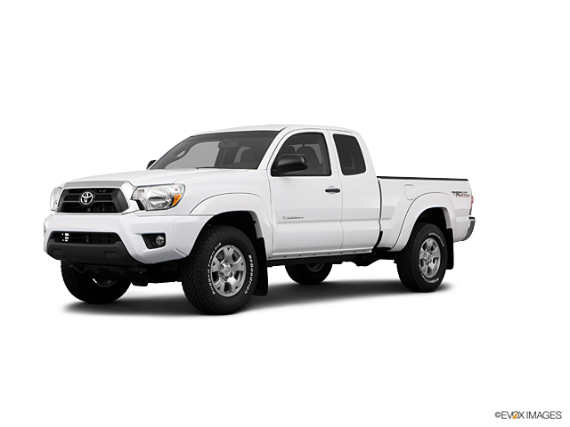 2013 Toyota Tacoma DBL CAB 4WD V6 AT Wilmington NC