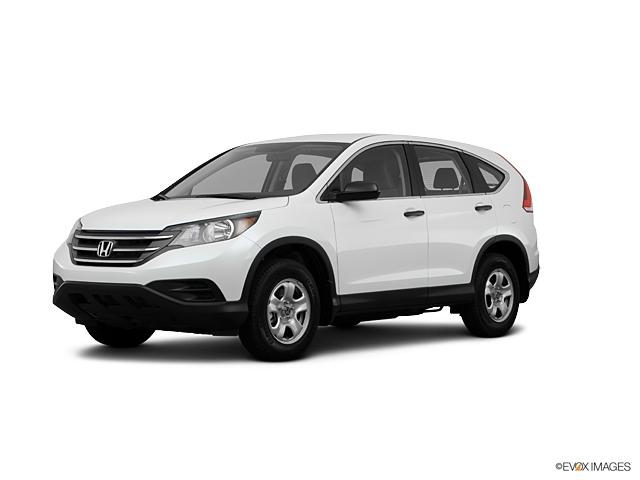 2013 Honda CR-V LX 4D Sport Utility Rocky Mt NC