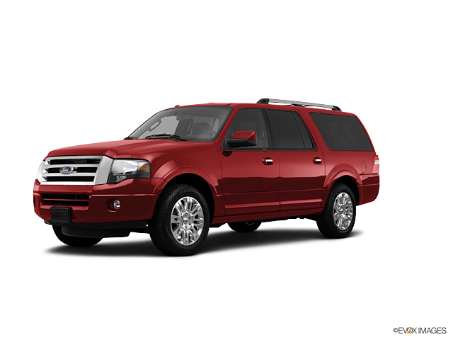 2013 Ford Expedition EL LIMITED Durham NC