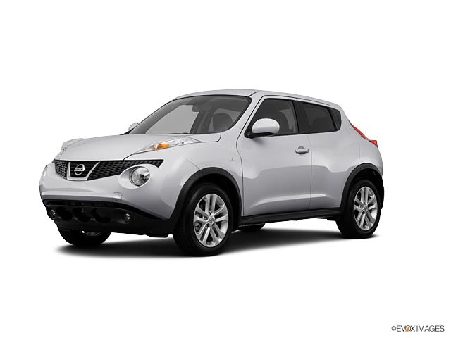 2013 Nissan JUKE 5DR WGN CVT S FWD  NC