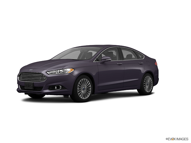 2013 Ford Fusion TITANIUM Sedan Merriam KS