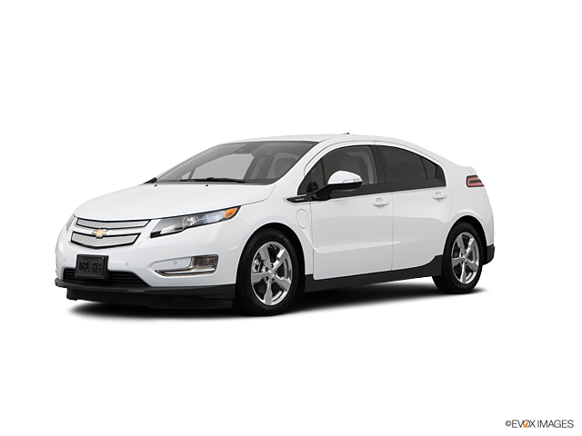 2013 Chevrolet Volt  Sedan Apex NC