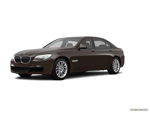 2013 BMW 7 Series 740LI Lexington NC