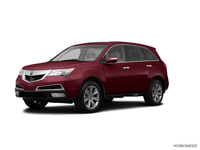 2013 Acura MDX 3.7L ADVANCE PACKAGE Mooresville NC