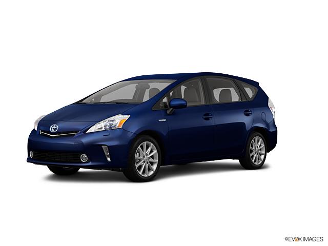 2013 Toyota Prius v Greensboro NC