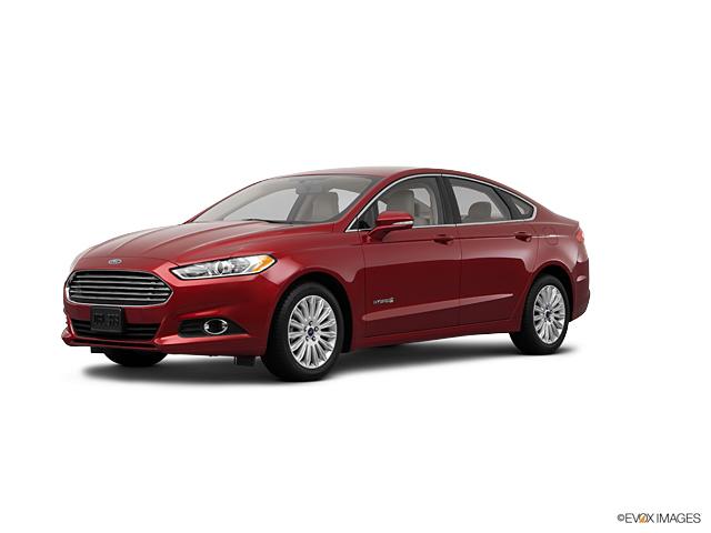 2013 Ford Fusion Hybrid SE Manassas VA