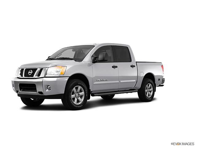 2013 Nissan Titan SV Pickup Wilmington NC