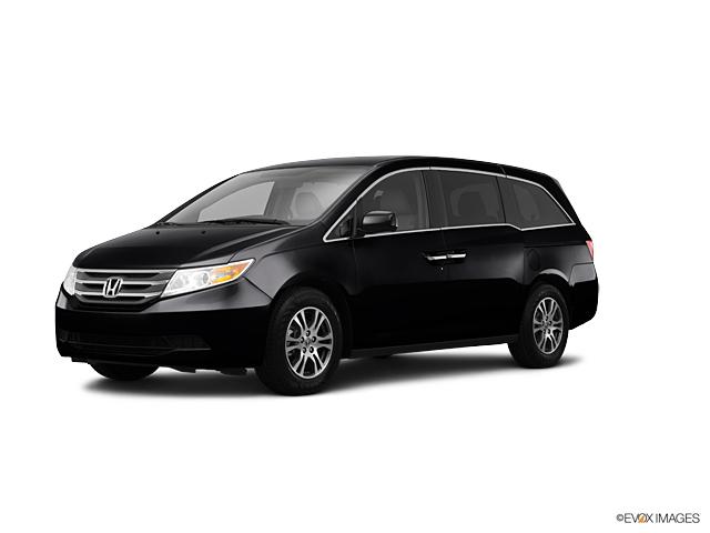 2013 Honda Odyssey 5DR EX