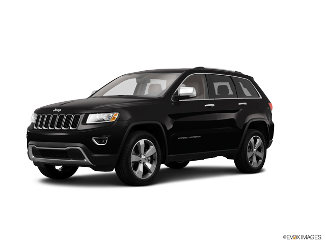 2014 Jeep Grand Cherokee RWD 4DR LIMITED  NC