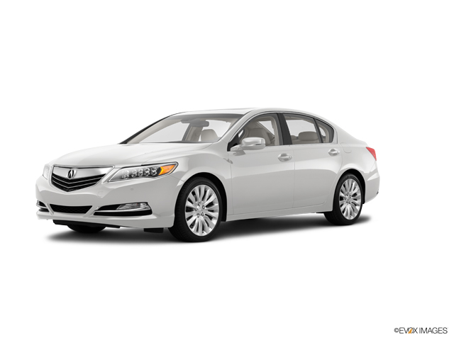 2014 Acura RLX W/ADVANCE 4dr Sedan w/Advance Package Lexington NC