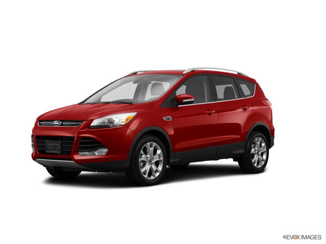 2014 Ford Escape TITANIUM  VA