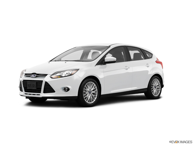 2014 Ford Focus 5DR HB TITANIUM